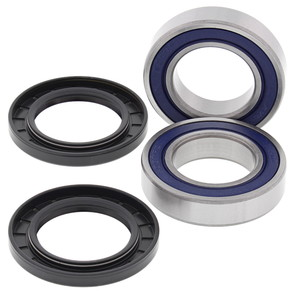 25-1116 - Honda ATC90 and Yamaha YT125 Rear Wheel Bearing Kit with Seals.