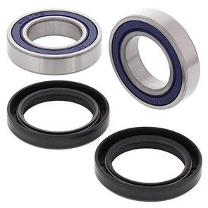 25-1124 - Honda TRX200/200D and Yamaha Grizzly 300 Rear Wheel Bearing Kit with Seals.