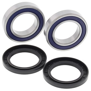 25-1131 - Yamaha 83-85 YTM200 Tri-Moto Rear Wheel Bearing Kit with Seals.