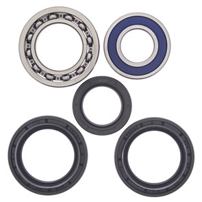 25-1139 - Yamaha Rear Wheel Bearing Kit with Seals. Fits many Bear Tracker, Grizzly, Big Bear, Bruin, Wolverine & Kodiak ATVs