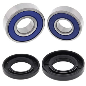 25-1194 - Kawasaki KSF50/80 and Suzuki LT80, LTA50, LTZ50 and LTZ90 Front Wheel Bearing Kit with Seals.