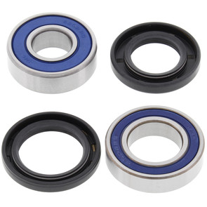 25-1208 - Honda 86-88 TRX 200SX Front Wheel Bearing Kit with Seals.