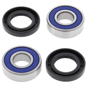 25-1216 - Kawasaki 85-87 KXT250 Tecate Front Wheel Bearing Kit with Seals.