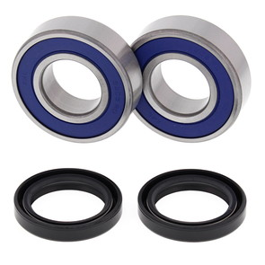 25-1274 - Kawasaki KAF300 Mule and KLF300 Bayou Rear Wheel Bearing Kit with Seals.