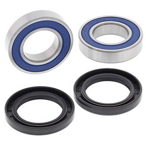 25-1397 - Rear Wheel Bearing Kit with Seals for Kawasaki KSF50, Suzuki LT-A50/Z50 and Yamaha YFM80/100 ATVs