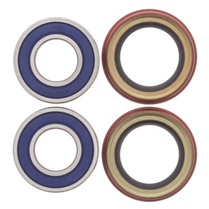 25-1431- Bombardier Front Wheel Bearing Kit with Seals. Fits some Rally 200 and DS650 ATVs