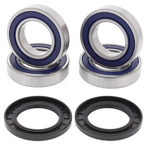 25-1436 - Arctic Cat Rear Wheel Bearing Kit with Seals. Fits many early 2000's 375/400/500 ATVs