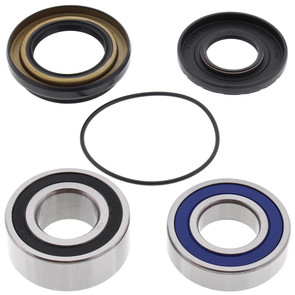 25-1478 - Suzuki Rear Wheel Bearing Kit with Seals. Fits 02-14 LT-F250 Ozark and 04-09 LT-Z250 QuadSport ATVs