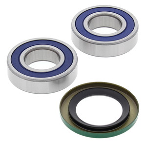 25-1518- Bombardier Rear Wheel Bearing Kit with Seals. 02-05 Quest 650/XT and Traxter 650/XT ATVs