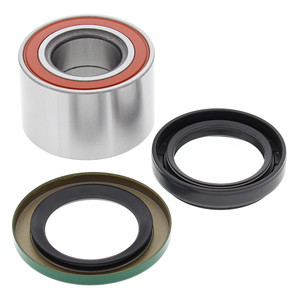 25-1519 - Bombardier Front Wheel Bearing Kit with Seals. Fits many 02-05 Quest 650 and Traxter 650 ATVs