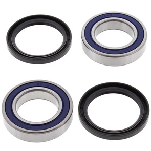 25-1527 - Arctic Cat 06-15 250/300 DVX and 81-83 Kawasaki KLT200 Rear Wheel Bearing Kit with Seals.