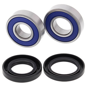 25-1566 - Bombardier DS250 & Yamaha Grizzly 300 Front Wheel Bearing Kit with Seals.