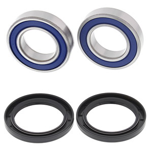 25-1725 - Honda 89-90 FL400R Pilot Rear Wheel Bearing Kit with Seals.