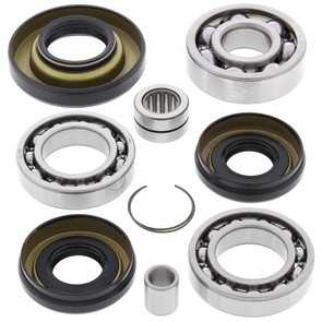 25-2003 Honda Aftermarket Front Differential Bearing & Seal Kit for 2000-2006 TRX350FE & TRX350FM Fourtrax Rancher ATV Model's