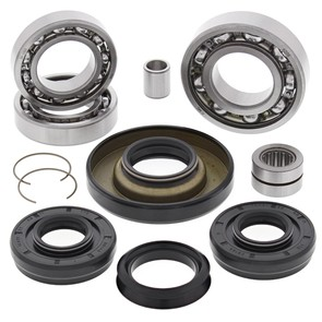 25-2006 Honda Aftermarket Front Differential Bearing & Seal Kit for Various 2001-2005 400, 450, and 500 4WD ATV Model's