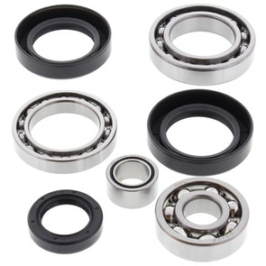 25-2007 Honda Aftermarket Rear Differential Bearing & Seal Kit for 1984 ATC200ES & TRX200 3 Wheeler & ATV Model's