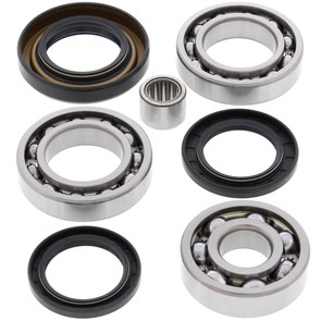 25-2008 Honda Aftermarket Rear Differential Bearing & Seal Kit for 1985-1987 ATC250ES, ATC250SX, and TRX250 3 Wheeler & ATV Model's