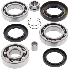 25-2011 Honda Aftermarket Rear Differential Bearing & Seal Kit for 1986-1989 TRX350 & TRX350D ATV Model's