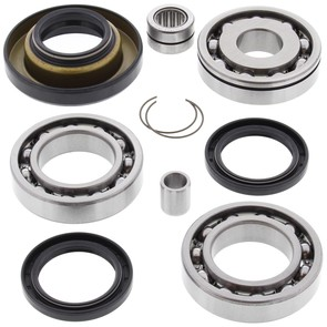 25-2013 Honda Aftermarket Rear Differential Bearing & Seal Kit for 1995-2001 TRX400 & TRX450 Foreman ATV Model's