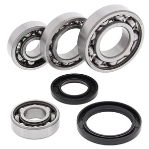25-2017 Kawasaki Aftermarket Rear Differential Bearing & Seal Kit for 1985-1988 KLT160, KLT185, and KLF185 3 Wheeler & ATV Model's