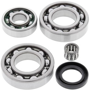25-2018 Kawasaki Aftermarket Rear Differential Bearing & Seal Kit for 1988-2011 KLF220 & KLF250 Bayou ATV Model's
