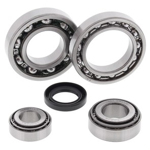 25-2019 Kawasaki Aftermarket Rear Differential Bearing & Seal Kit for 1986-1987 KLF300A Bayou ATV Model's