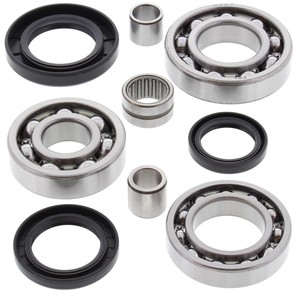 25-2020 Kawasaki Aftermarket Rear Differential Bearing & Seal Kit for 1989-2005 KLF300C & KLF400 Bayou 4x4 ATV Model's