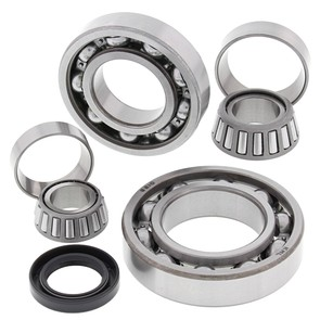 25-2038 Kawasaki Aftermarket Rear Differential Bearing & Seal Kit for 1988-2004 KLF300-B Bayou ATV Model's