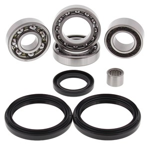 25-2049 Arctic Cat Aftermarket Front Differential Bearing & Seal Kit for Various 2004-2005 250, 300, 400, and 500 ATV Model's