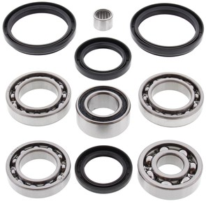 25-2050-F Arctic Cat Aftermarket Front Differential Bearing & Seal Kit for Various 2004-2011 ATV Model's