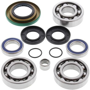 25-2069-R Bombardier/Can-Am Aftermarket Rear Differential Bearing & Seal Kit for 2003-2005 Outlander 330 & 400 ATV Model's