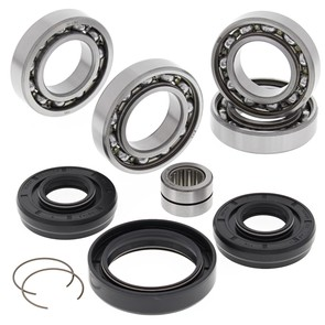25-2078 Honda Aftermarket Front Differential Bearing & Seal Kit for 2012-2013 TRX500FE, FM, FPE, and FPM Foreman 4x4 ATV Model's