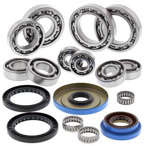 25-2087 Polaris Aftermarket Rear Differential Bearing & Seal Kit for Various 2011-2020 Sportsman ATV Model's
