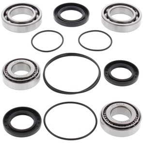25-2093 Kawasaki Aftermarket Front Differential Bearing & Seal Kit for Most 1993-3019 Mule 2510, 3010, 4010 Gas & Diesel 4x4 UTV Model's