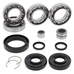 25-2100 Honda Aftermarket Front Differential Bearing & Seal Kit for Most 2014-2019 TRX420 Rancher 4x4 ATV Model's