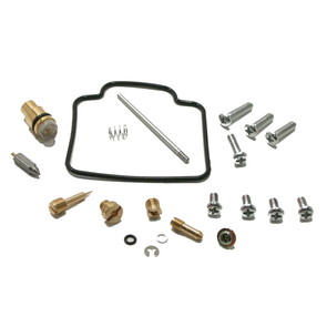 Complete ATV Carburetor Rebuild Kit for 91-99 Suzuki LT-F4WDX and LT-F300F King Quad ATVs