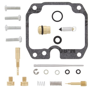 Complete ATV Carburetor Rebuild Kit for 07-11 Kawasaki KLF250 Bayou ATV
