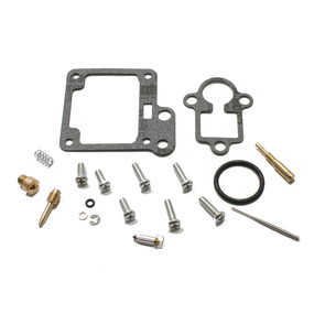 Complete ATV Carburetor Rebuild Kit for 05-08 Yamaha YFM80 Grizzly, 02-08 YFM80 Raptor
