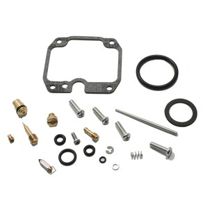 Complete ATV Carburetor Rebuild Kit for 04-13 Yamaha YFM125 Grizzly