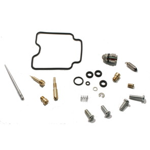 Complete ATV Carburetor Rebuild Kit for 04-13 Yamaha YFM350 Raptor ATV