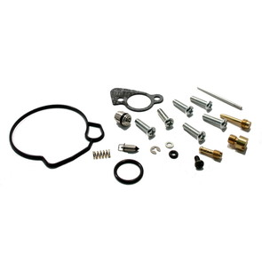 Complete ATV Carburetor Rebuild Kit for 01 Polaris Scrambler 90 / Sportsman 90