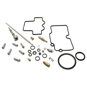 Complete ATV Carburetor Rebuild Kit for 08-14 Honda TRX450ER, 08-10 Polaris Outlaw 450