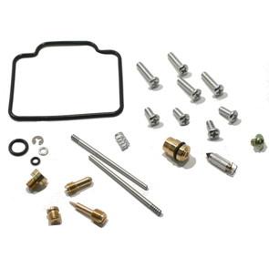 Complete ATV Carburetor Rebuild Kit for 90-96 Suzuki LT-4WD Quad Runner, 90-99 LT-F250 2x4