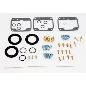 26-1795 Polaris Aftermarket Carburetor Rebuild Kit for 1986-1988 Indy 600 and 650 Model Snowmobiles