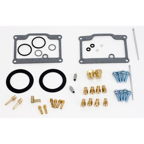 26-1796 Polaris Aftermarket Carburetor Rebuild Kit for Some 1983-1984, 1991-1999 440, 488, 500, 550 Model Snowmobiles