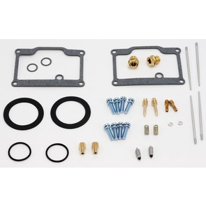 26-1802 Polaris Aftermarket Carburetor Rebuild Kit for 1992-1996 Sport 440 Model Snowmobiles