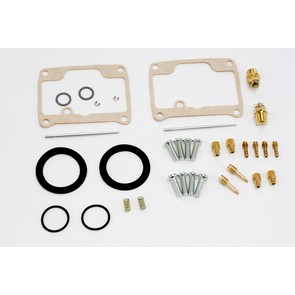 26-1809 Polaris Aftermarket Carburetor Rebuild Kit for 2001 XCF SP Edge 440 Model Snowmobiles