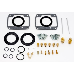 26-1810 Polaris Aftermarket Carburetor Rebuild Kit for Most 1996-2000 500 Model Snowmobiles