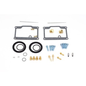26-1814 Polaris Aftermarket Carburetor Rebuild Kit for 1990-2015 Widetrak 500 Model Snowmobiles