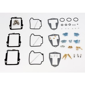 26-1886 Yamaha Aftermarket Carburetor Rebuild Kit for Most 1997-2003 700 Model Snowmobiles